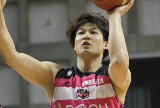 長谷川暢選手