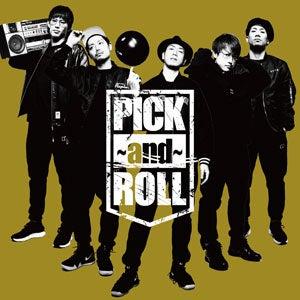 PICK~and~ROLL 初回版 CD+DVD